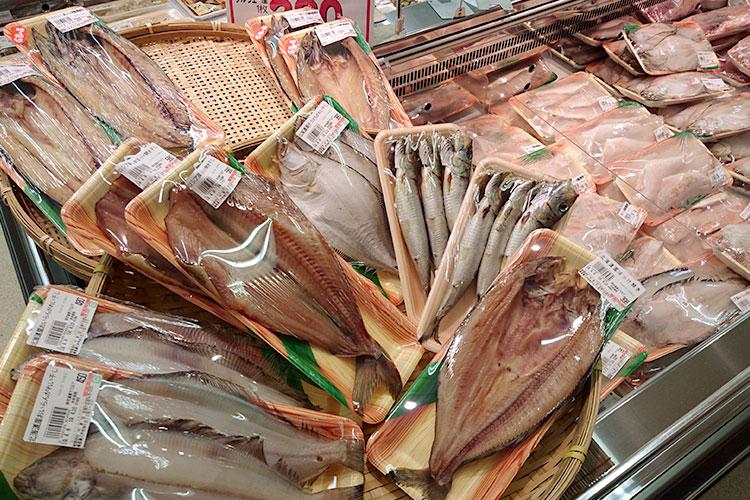 新鮮・旬、安心・安全な食材 魚介類